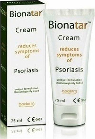Boderm Bionatar Cream 75ml για ψωρίαση