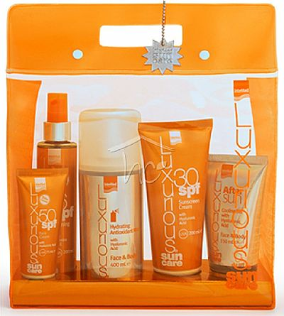 Intermed Luxurious Suncare High Protection Pack