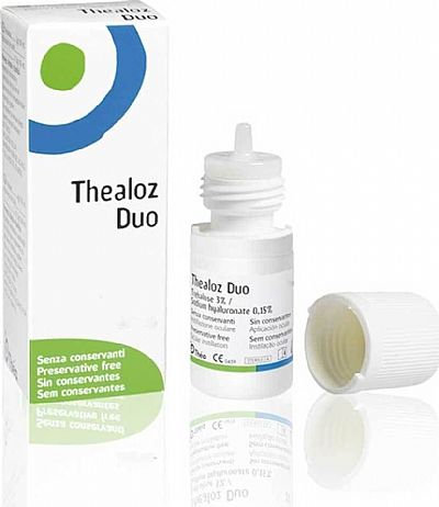 Thealoz Duo Eye Drops 10ml