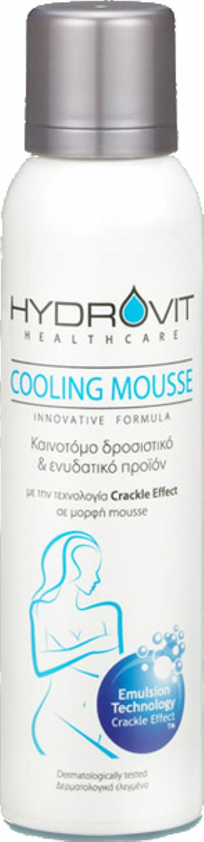 Hydrovit Cooling Mousse 150ml