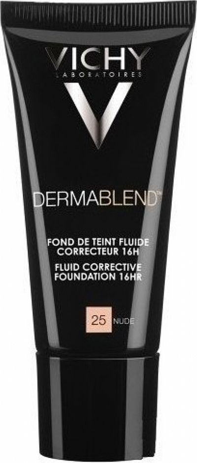 VICHY DERMABLEND Fluid Corrective Foundation SPF35 25 Nude 30ml
