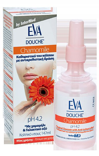 Intermed Eva Douche Chamomile 147ml