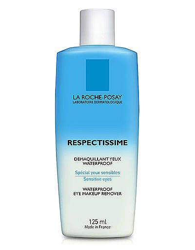La Roche Posay Respectissime Demaquillant Waterproof Eye Makeup Remover Lotion 125ml