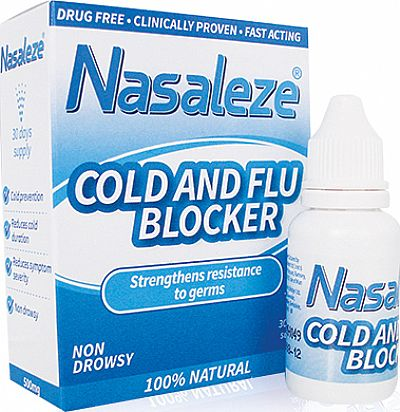 Inpa Nasaleze Cold & Flu Blocker 200 εφαρμογές