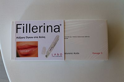 Labo Fillerina Lip Volume Grade 3,5ml