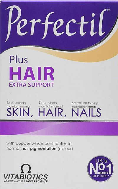 Vitabiotics Perfectil Plus Hair 60 κάψουλες